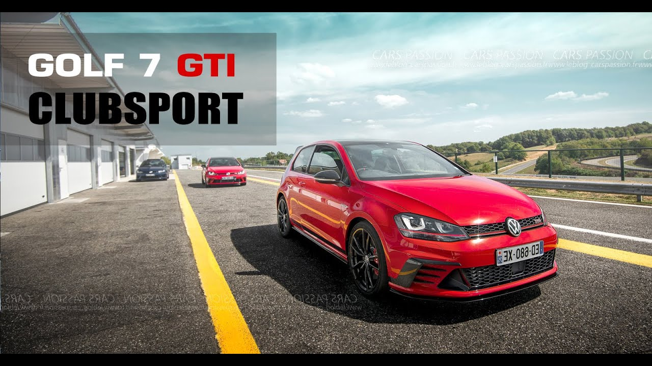 golf 7 gti clubsport the headache youtube. Black Bedroom Furniture Sets. Home Design Ideas