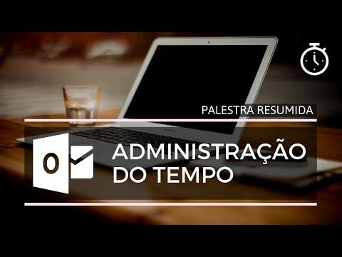 Microsoft Outlook 2016 - Administração do Tempo