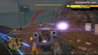 Red Faction: Guerrilla Walkthrough 09 Blitzkrieg