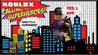 DI A HERO DI ROBLOX! Roblox #169