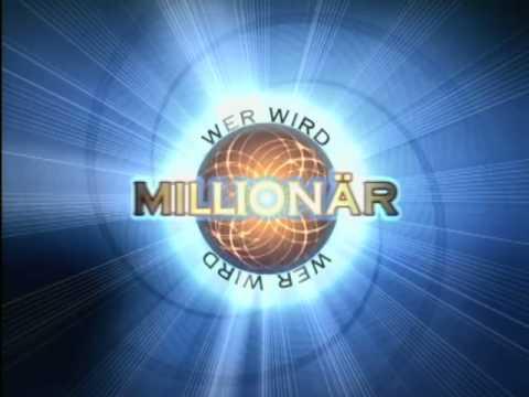 TV3 Wer wird Millionär Opener 2000-2001