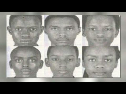 Teens from Burundi in US for robotics competition missing