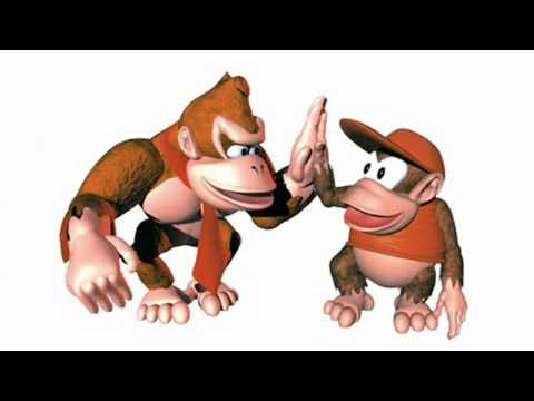 Donkey Kong Country change character sound effect 2