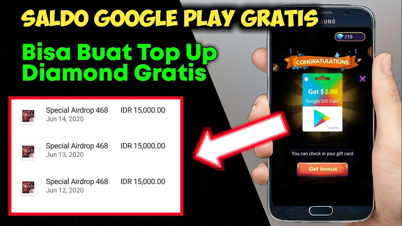 Code Redem Saldo Google Play Grat!s 2020 - Cara Mendapatkan Saldo Google Play Grat!s 2020