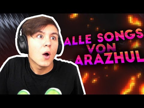 Alle SONGS von ARAZHULHD [Deutsch/HD] [1080p]