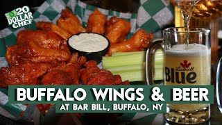 Are These The BEST Buffalo Wings Of All Time?