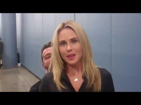Spartacus: Anna Hutchison at Florida Supercon July 2014