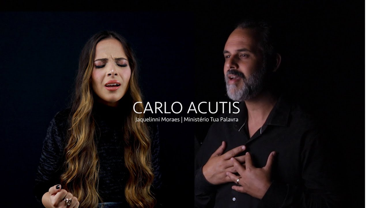 Carlo Acutis é homenageado por Jaquelinni Moraes e Ministério Tua Palavra