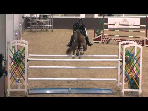 Showjumping - Bury Farm All Stars Grand Prix 2013