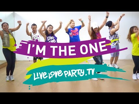 I'm The One | Live Love Party | Zumba® | Dance Fitness