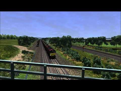 Class 66 - Settle to Carlisle   TrainSimulator2012 - Railworks 3  