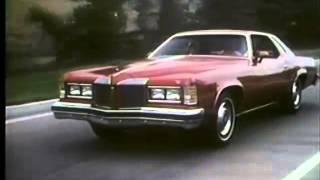 1976 Pontiac Grand Prix Commercial