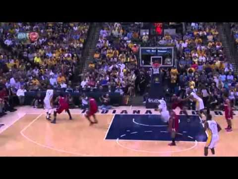 Washington Wizards 82 x 86 Indiana Pacers Game 2 Playoffs NBA 2013/2014