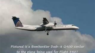 Plane Crash Flight 3407 - Original Audio from the Cockpit