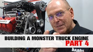 Behind the Scenes | Building a Monster Truck Engine Pt 4