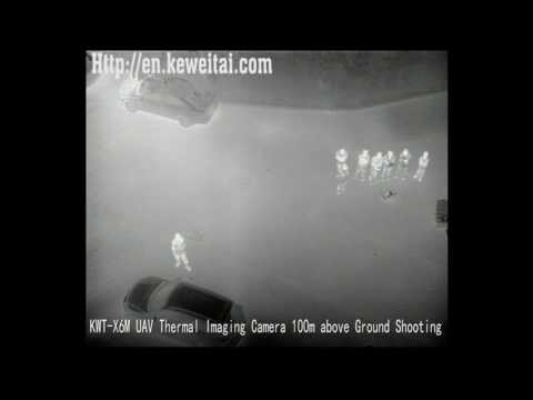 night vision UAV demo