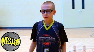 Dalton Dunnett EBC Arizona Mixtape - Class of 2024 Basketball Prospect