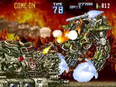 Arcade Longplay [422] Gun Force II