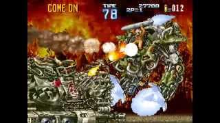 Arcade Longplay [422] Gun Force II