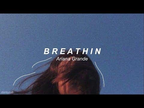 Ariana Grande // Breathin ; lyrics – español ☆彡 *・゚。 cover 。・゚*