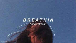 Video Ariana Grande // Breathin ; lyrics - español ☆彡with audio *・゚。 cover 。・゚* download MP3, 3GP, MP4, WEBM, AVI, FLV Agustus 2018