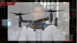 Okinawa Helicopter Crash: U.S. Military Chopper Crashes On American Base