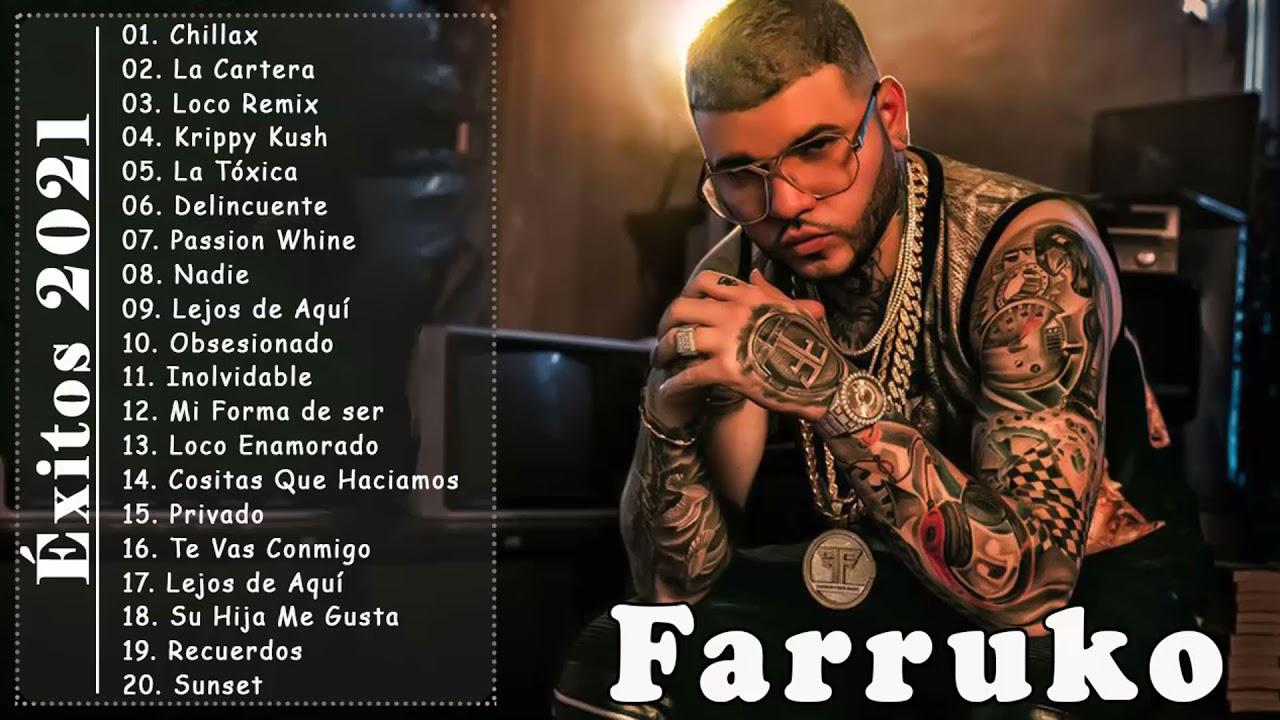 Farruko Grandes éxitos 2021 - Las Mejores Canciones De Farruko