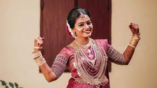 കേരളതനിമയിൽ  ഒരു   വിവാഹ മേക്കപ്പ്  very Natural  wedding makeover