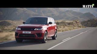 Nouveau Range Rover Sport: Les premières prises de commandes prévues en novembre