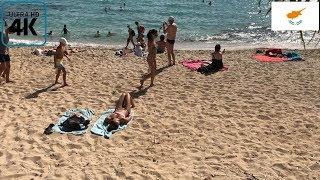 Nissi Beach, Ayia Napa 28 Oct | Пляж Нисси, Айия-Напа 28 Октябрь