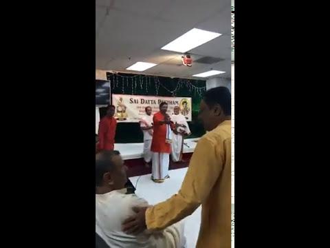 Prayer Meeting for pilgrims killed in Amarnath Yatra in Edison NewJersey-USA