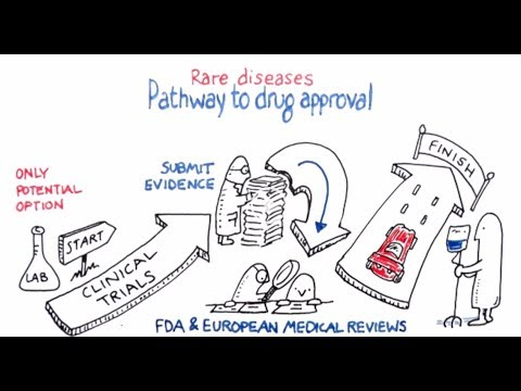 Pathway to Approval: The Story of a Rare Disease Drug
