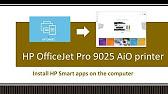 HP OfficeJet Pro 9000 series Printers