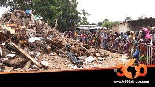 Le360.ma •Mali: effondrement d'un immeuble à 3 deux étages à Bamako ayant fait 15 morts