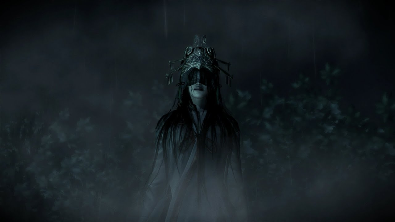 fatal frame the maiden of black water ch 3 funeral photos youtube