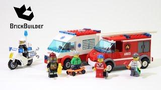 Kijk Lego City 60023 Starterset filmpje