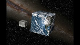 Caash Cube Planet