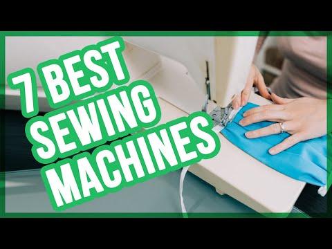 Best Sewing Machines in 2020 (Top 7 Picks) 👍🏻 💡