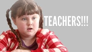 Repeat youtube video Why You Should Thank A Teacher Today