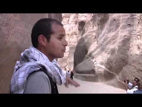 Petra  the 'Stupid Tour Guide'