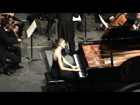 Beethoven Concerto Op. 58 III (Part 1). Vlada Vassilieva