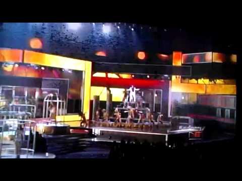 Pitbull latín Grammy las vegas 2012