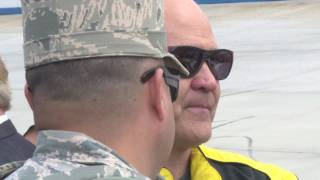 NASCAR Troops to the Track