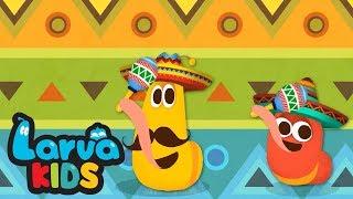 BINGO  | Nursery Rhymes | LARVA KIDS Songs for Children