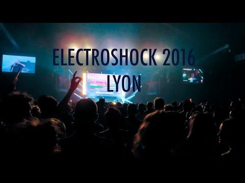 Virgin Radio #ElectroShock 2016 - LYON (AFTERMOVIE)