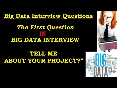 Big Data Project Architecture | First Interview Question