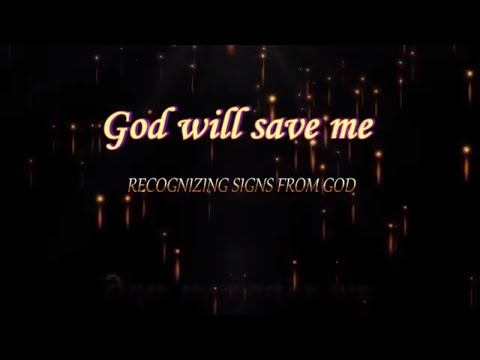 God Will Save Me   🙏 God Quotes