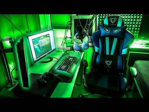 Mi set up gaming 2017 silla gaming x eye review youtube - Silla gaming diablo ...