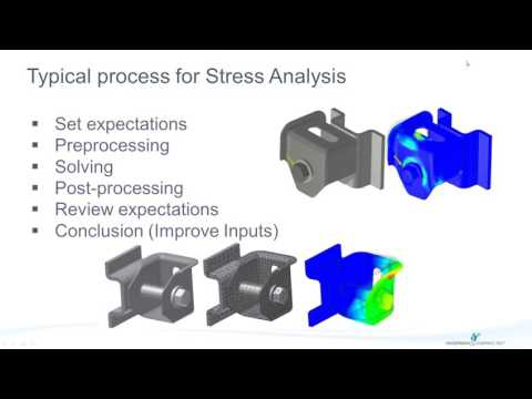 Conducting Stress Analysis in Autodesk® Inventor®