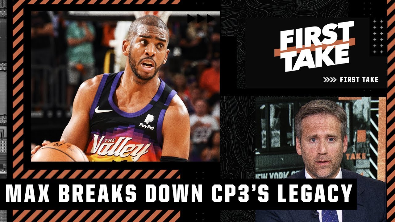 Download Chris Paul 'has to have a monster game,' his legacy hangs in the balance - Max Kellerman |First Take